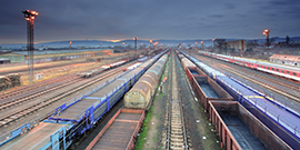 AVENTICS offers robust solutions that help to unload freight cars.