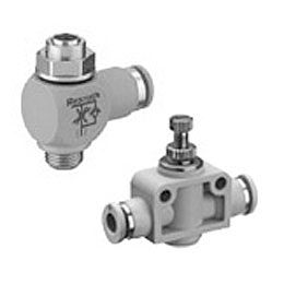Check-choke valves from AVENTICS