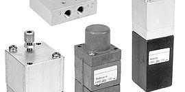 Air Logic Valves