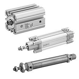 Standard cylinders from AVENTICS