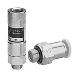 Non-return valves from AVENTICS