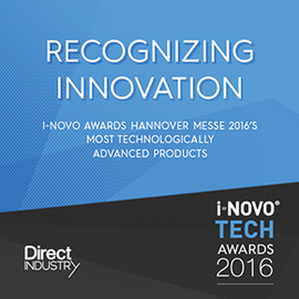 DI HANNOVER i NOVO CATEGORY TECH 2016