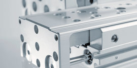 MSC guide cylinders from AVENTICS – modular concept, freedom of choice for users