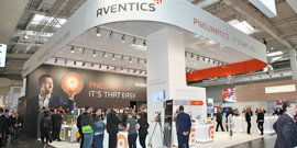 AVENTICS at the Hannover  Messe 2017