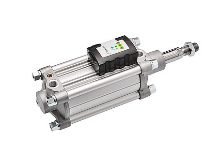 The cushioning adjustment of penumatic cylinders is much easier, faster and more accurate with Aventics CAT tool.