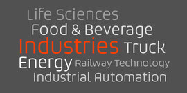 Solutions for Industries by AVENTICS