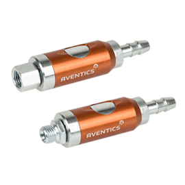 AVENTICS safety couplings