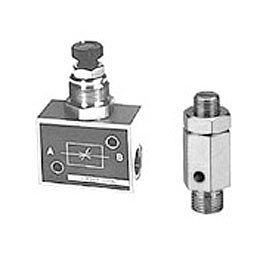 Throttle valves from AVENTICS