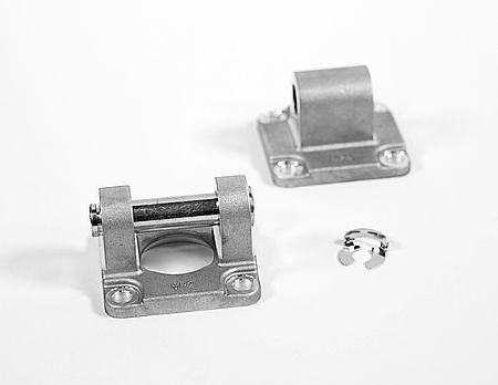 AVENTICS MP2 clevis mounting and MP4 rear eye