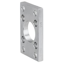 Flange mounting MF1, MF2, Series CM1