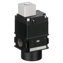 3/2-directional valve, pneumatically operated, Series NL1-SOV