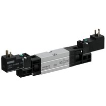 5/3-directional valve, Series CD02-AL