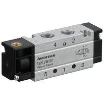 5/2-directional valve, Series WV02