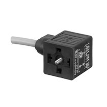 Valve plug connector, series CON-VP