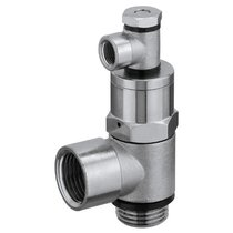 Pilot-operated non-return valve, Series NR02
