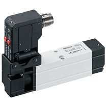 2 x 3/2-directional valve, Series CD02-AL
