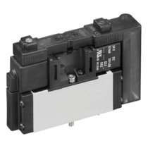 2x3/2-directional valve, Series CD01-PI