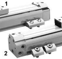 Foot mounting, Series M41, M48