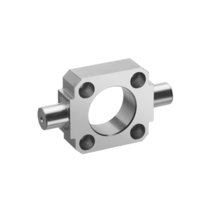 Trunnion mounting, front or rear, Series MT5, MT6