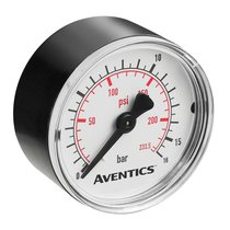 Pressure gauge, Series PG1-STD