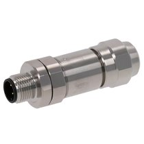 Round plug connector, Series CON-RD