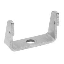 Retaining bracket for intermediate mounting