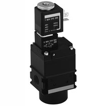 3/2-directional valve, electrically operated, Series NL1-SOV-...-DS