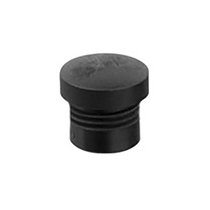Sealing cap for manual override