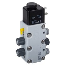5/2-directional valve, Series 740-UL