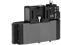 5/2-directional valve, Series CD01-PA